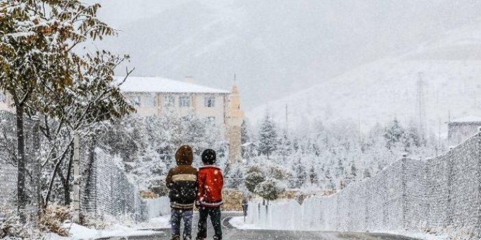 Herkesin beklediği kar yağışı için tarih verildi