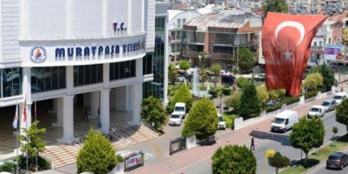 CHP'li Muratpaşa Belediyesi'nden Yeni Şafak'a yanıt