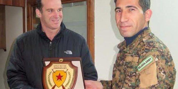 YPG'li teröristlerden plaket alan Brett McGurk'a Orta Doğu'da kritik görev. Aytunç Erkin Biden'ın Türkiye'ye karşı ilk hamlesini açıkladı