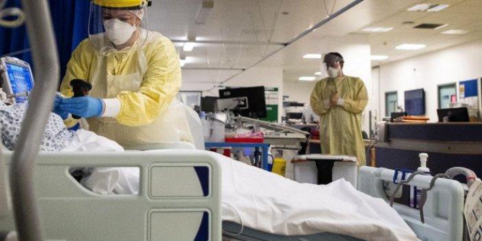 İngiltere'de hastaneler baskı altında. Kırmızı alarm verildi