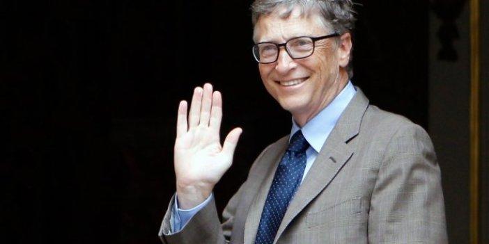 Koronada aranılan çocuk Bill Gates'in yeni hamlesi ortaya çıktı