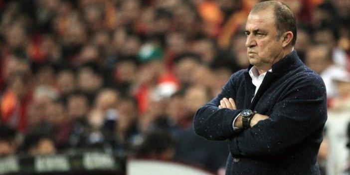 Fatih Terim Galatasaray'da bir rekor daha kırdı