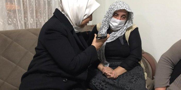 Cumhurbaşkanı Erdoğan'dan şehit annesine başsağlığı dileği