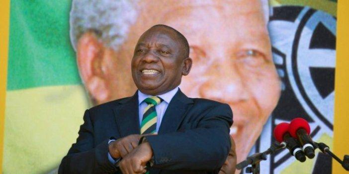 Güney Afrika'dan Amerika'ya flaş teklif