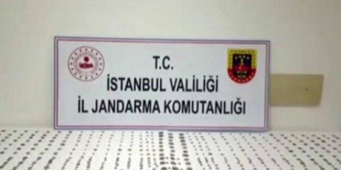 İstanbul'da geniş çaplı tarihi eser operasyonu. Piyasaya sürmek üzereyken yakalandılar