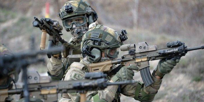 Milli Savunma Bakanlığı duyurdu. Son bir ayda 226 terörist öldürüldü