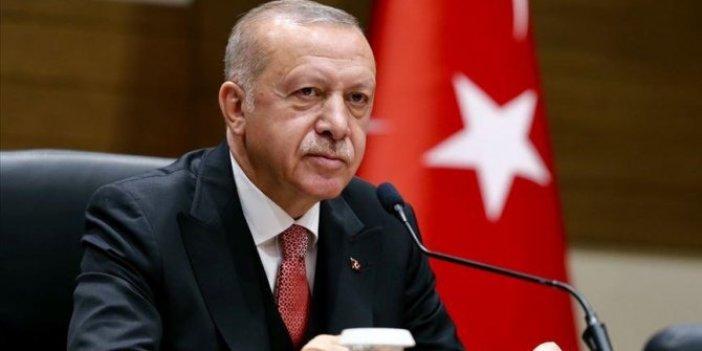Cumhurbaşkanı Recep Tayyip Erdoğan'dan 10 Ocak Çalışan Gazeteciler Günü mesajı