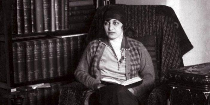 Halide Edip Adıvar kimdir? Tek Türk savaş romancısı Halide Edip Adıvar hakkında