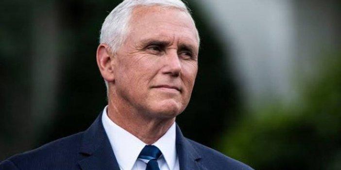 ABD Başkan Yardımcısı Mike Pence başkanlık devri törenine katılacak