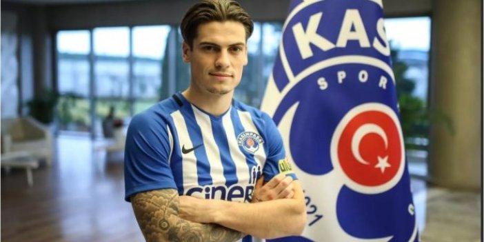 Kasımpaşalı Mickael Tirpan Acun Ilıcalı'nın takımına transfer oldu