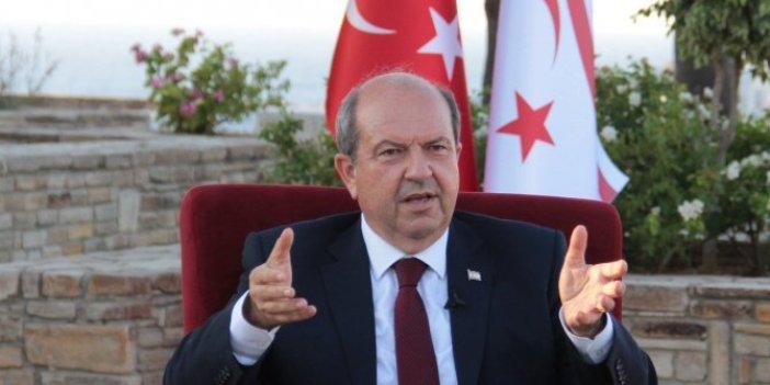 Kuzey Kıbrıs Türk Cumhuriyeti Cumhurbaşkanı Ersin Tatar'dan 10 Ocak mesajı