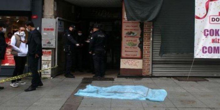 İstanbul Şişli'de 69 yaşındaki kadın 6. kattan düşerek hayatını kaybetti