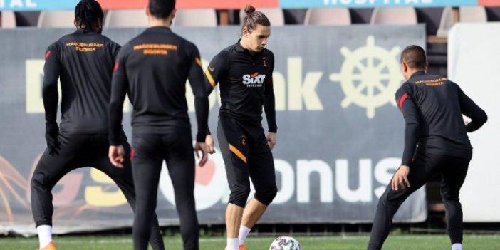 Galatasaray'ın Malatyaspor maçı kadrosu açıklandı