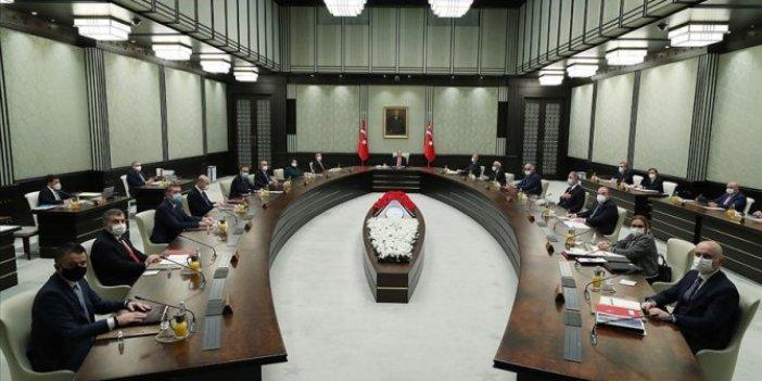 Kritik kabine toplantısı başladı. Kabine toplantısında hangi kararlar alınacak