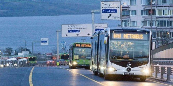 İstanbul'da bu işlemi yapmayan toplu taşıma kullanamayacak. Son gün 15 Ocak