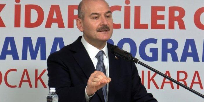 İçişleri Bakanı Soylu: Son 4 yılda yurt içinde terörist sayısı yüzde 87 azaldı