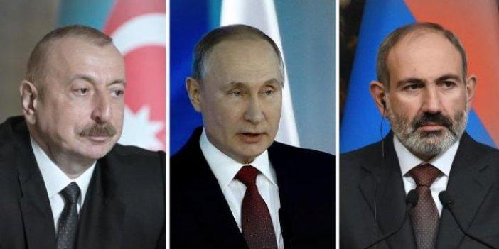 Moskova'daki Karabağ zirvesi sona erdi