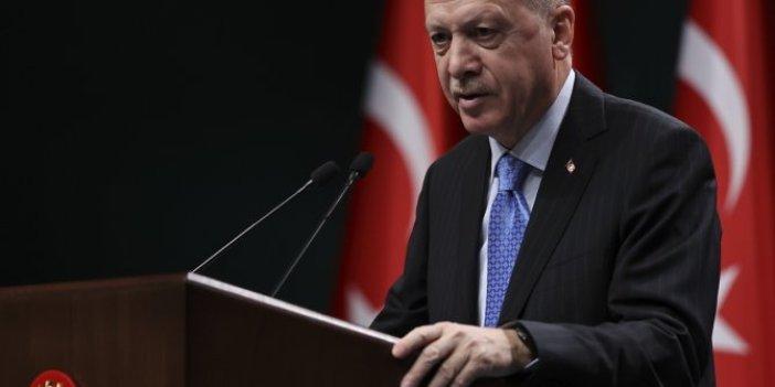 Erdoğan: Dünyanın en hızlı büyüyen ekonomisi durumundayız