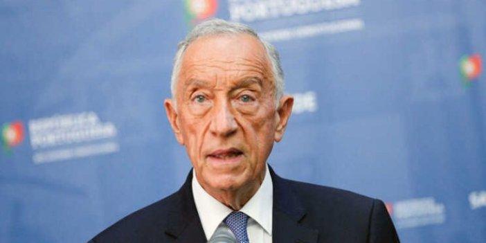 Portekiz Cumhurbaşkanı De Sousa'nın koronaya yakalandı