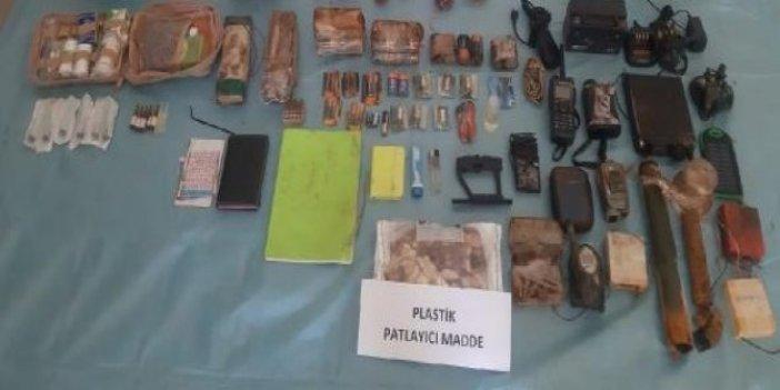 Mardin'de PKK iş birlikçilerine şafak operasyonu
