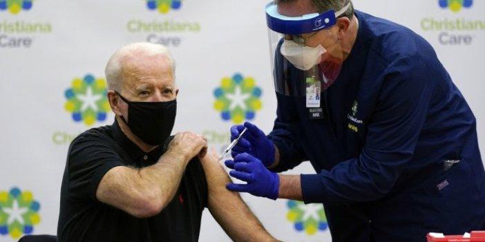 ABD'de aşı yapılan kişi sayısı 9 milyona dayandı