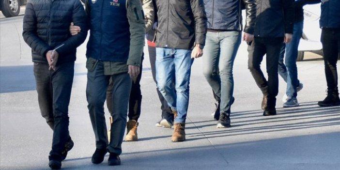 Ankara'da Kara Kuvvetleri'nde FETÖ operasyonu. 12 astsubay hakkında gözaltı kararı