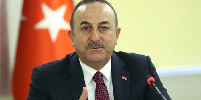 Dışişleri Bakanı Mevlüt Çavuşoğlu'ndan reform açıklaması