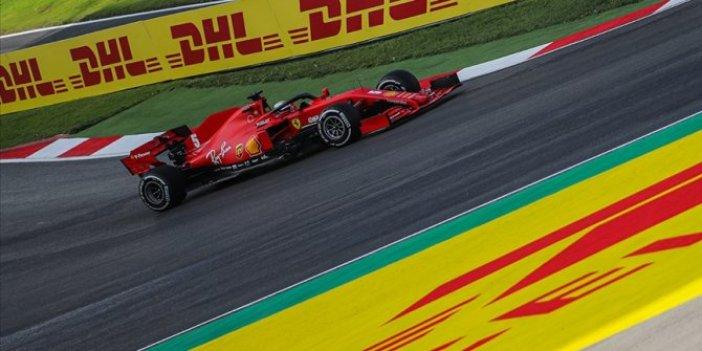Formula 1 tutkunlarına kötü haber