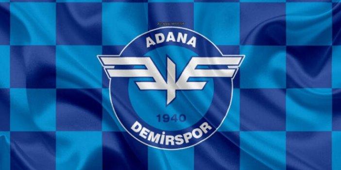 Adana Demirspor yeni sol beki kadrosuna kattı