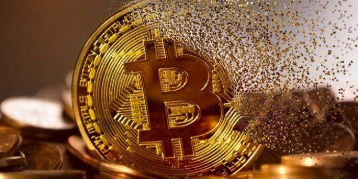 Bitcoin 33 bin dolar seviyesine kadar geriledi