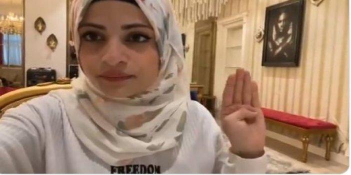 İstanbul'dan bu işareti yaptı. Ünlü fenomen doğru söylemiş olabilir kurtarın bu kadını