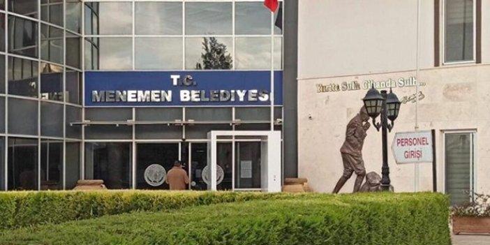 CHP'li Menemen Belediyesi AKP'ye geçti. Başkan yazı tura ile belli oldu!