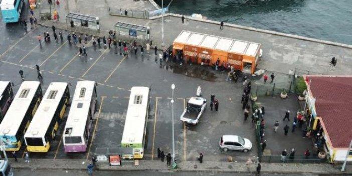Dikkat son 2 gün. İstanbullular HES kodu için sokaklarda