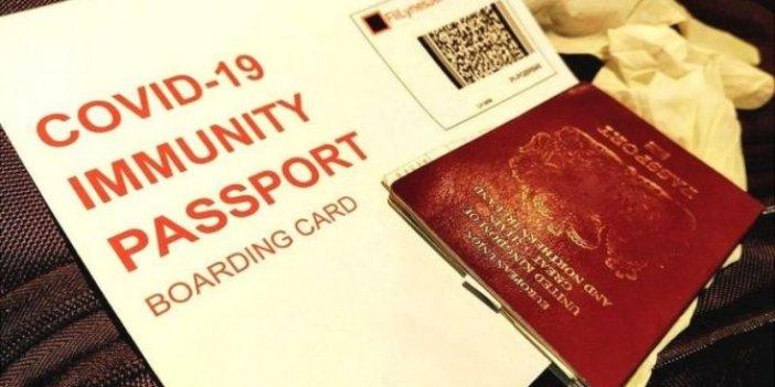 Korona virüs pasaportu olmayan işe giremeyecek. Bilim kurgu filmleri gerçek oluyor