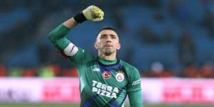 Beşiktaş maçı öncesi Muslera'dan haber var