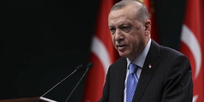 Cumhurbaşkanı Erdoğan Telegram'dan bugünkü programını paylaştı