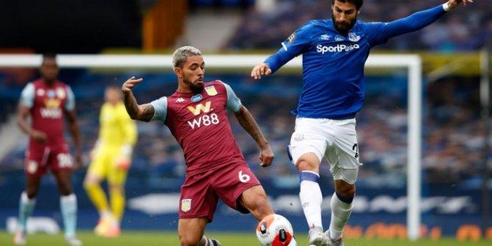 Aston Villa-Everton maçı ertelendi