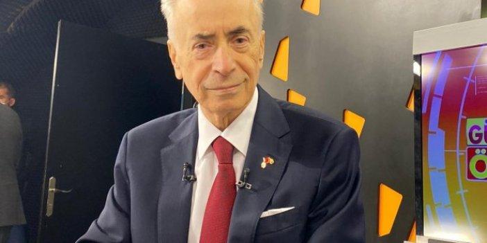 Fatih Terim Galatasaray'dan ayrılıyor mu? Başkan Mustafa Cengiz'den son dakika açıklaması