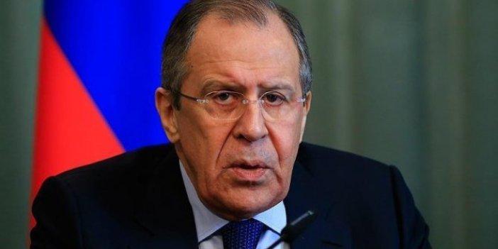 Lavrov: ABD'nin Husileri 'terör örgütü' ilan etmesi siyasi çözüm sürecini olumsuz etkileyebilir