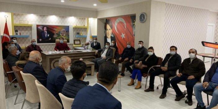 İYİ Parti'ye Diyarbakır'da dev katılım