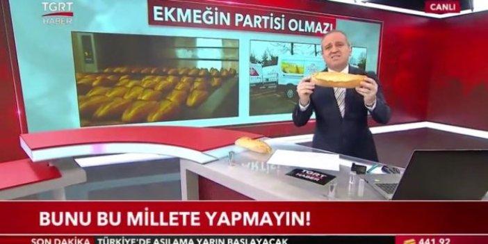 TGRT İstanbul'da Halk Ekmeği savundu. Hayırlara vesile olsun