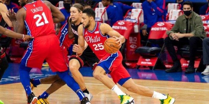 NBA'de 76ers, Heat'i mağlup etti