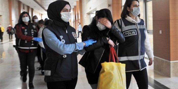 Antalya'da milyonluk hırsızlık
