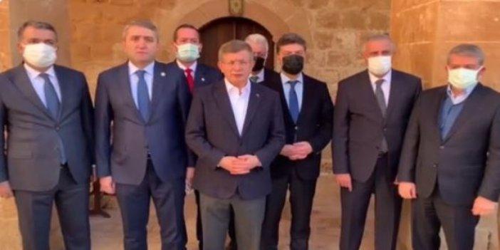 Davutoğlu'ndan Selçuk Özdağ'a yapılan saldırıya sert tepki