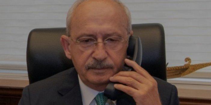 Kılıçdaroğlu'ndan Özdağ'a geçmiş olsun telefonu