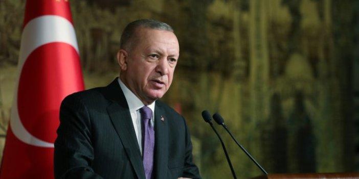 Cumhurbaşkanı Erdoğan'dan yargı ve ekonomide reform mesajı