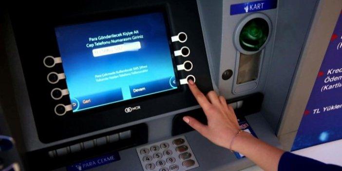 Milyonları ilgilendiren flaş gelişme. Bankaların EFT ve havale ücretlerine zam geldi!