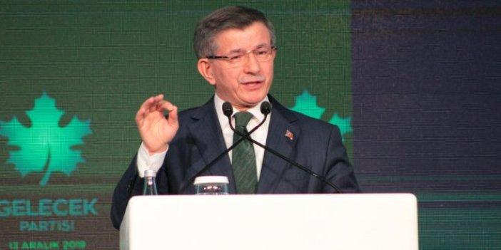 Ahmet Davutoğlu: Türk basını için kara bir gün