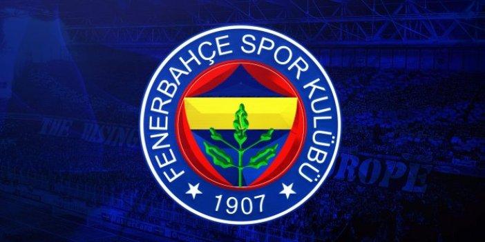 Fenerbahçe'de bir transfer daha