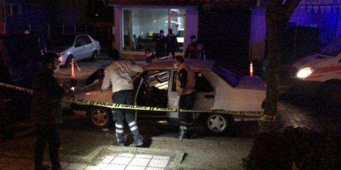 Otomobilin içinde çifte infaz. Kullanılan silahtaki ayrıntı ortaya çıktı
